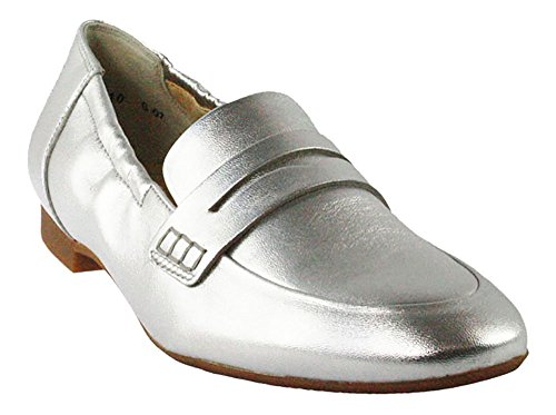 Paul Green Damen Slipper 1070-079 Silber 219849
