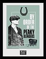 GB Eye, Peaky Blinders, オーダー オブ フレーム入りプリント 30x40cm