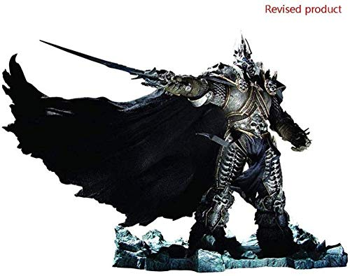 Unlimited World of Deluxe Figur: The Lich King: Arthas Menethil PVC-Figur