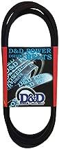 D&D PowerDrive 112449 Tru Test Replacement Belt, B/5L, 1 -Band, 131