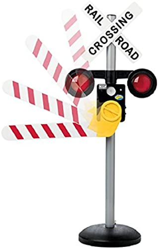 Pavlov'z Toyz Talking Railroad Crossing Sign by Pavlov'z Toyz