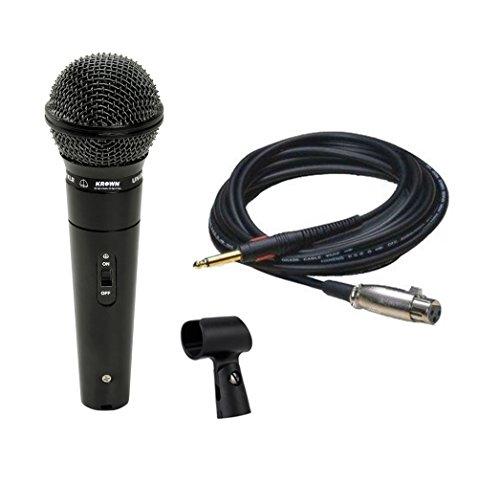 Krown 101 XLR Multipurpose General PA Series Microphone