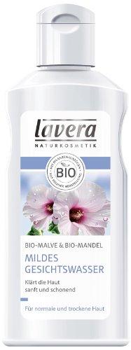 Lavera mildes Gesichtswasser, 125 ml