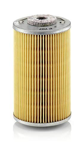 Original MANN-FILTER Kraftstofffilter P 707 – Für LKW, Busse und Nutzfahrzeuge