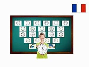 Mit Bildern Sprache lernen. Vielseitig einsetzbare Bildkarten in Französisch zur Sprachförderung, geeignet für den Einsatz in Kitas, Kindergarten, Grundschule, Sonderschulen, weiterführende Schulen. Ob einzeln, zu zweit oder in der Gruppe – die Anwen...