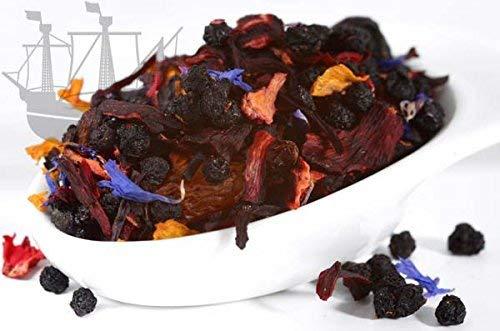 Sanddorn Tee Früchtetee, 100% Früchte, PREMIUM!, 'Vitaminspender', 100g - Bremer Gewürzhandel