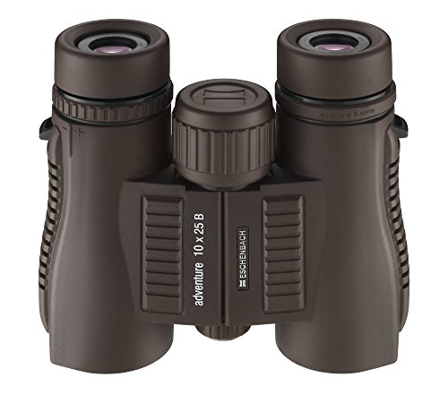 Eschenbach Optik Fernglas adventure 10x25, robust, braun