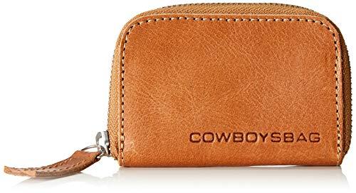 Cowboysbag Damen Purse Holt Geldbörse, Braun (Camel), 7x7x7 cm