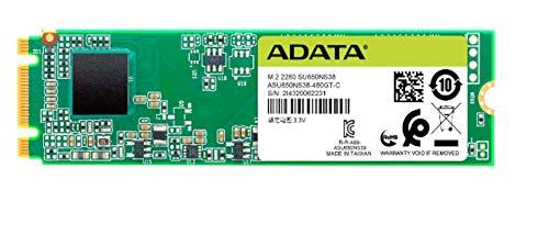 ADATA SU650 240GB M.2 2280 SATA 3D NAND Internal SSD (ASU650NS38-240GT-C)