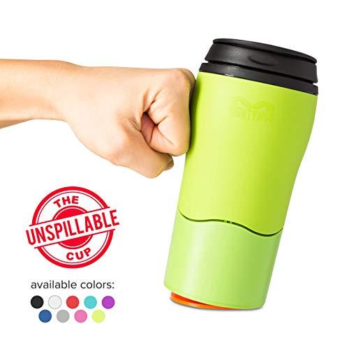 Mighty Mug Taza Termo, Verde, 8 cm