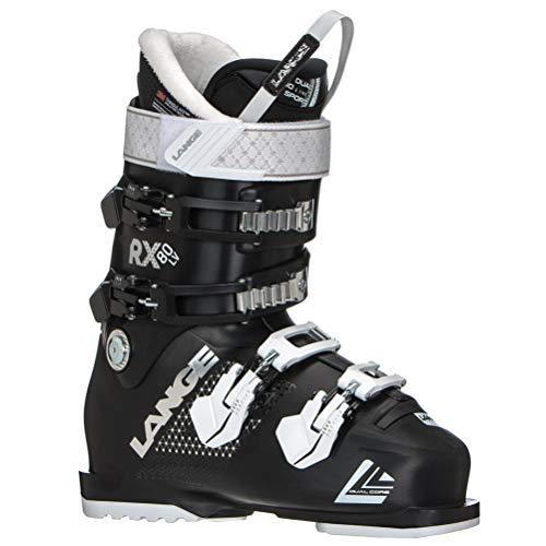 Lange skischoenen RX 80 W L.v. (Black) dames – maat 43 – zwart.