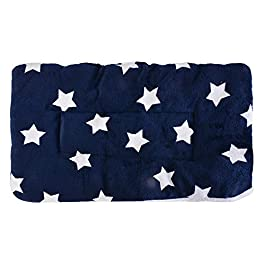 Godagoda Cute Dog Puppy Warm Cotton Soft Comfortable Blanket Sleep Beds Mat 1 Pcs
