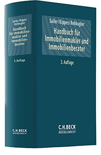 Handbuch für Immobilienmakler und Immobilienberater