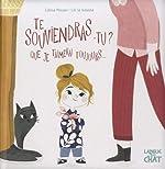 Te souviendras-tu ? Que je t'aimerai toujours - Album jeunesse illustré et cartonné - Histoire - Amour parental - Dès 2 ans de Céline PERSON