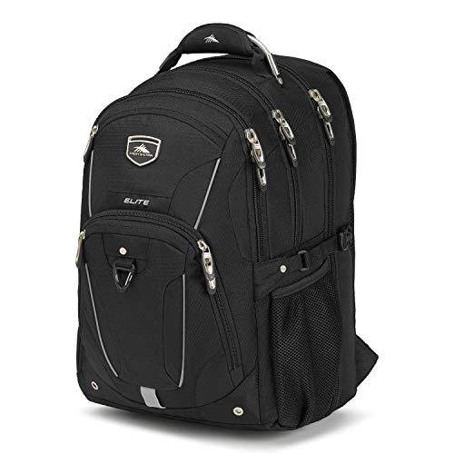 High Sierra Elite TSA-Friendly Laptop Backpack - Ideal for High School and...