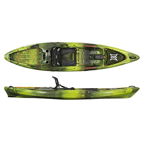 Perception Pescador Pro Sit On Top Kayak for Fishing - 12.0