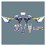 YYOMXXOM Motocross 3M Pegatinas Gráficos Fondos de gráfico