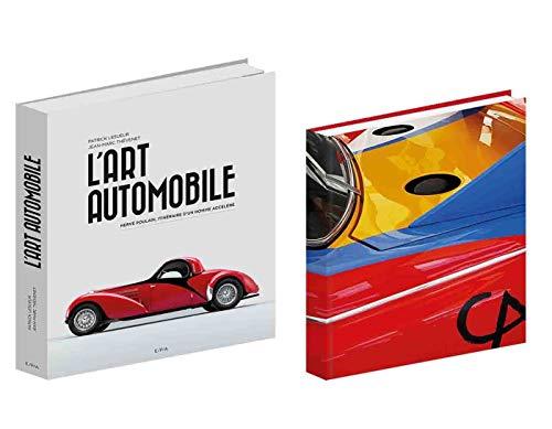 L'art automobile - Hervé Poulain, itinéraire d'un homme accéléré (EPA VOITURES)