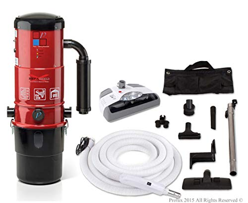 Our #3 Pick is the Prolux CV12000 Central Vacuum