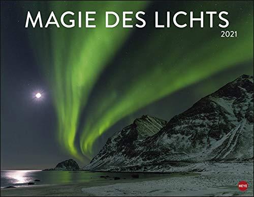 Magie des Lichts Kalender 2021