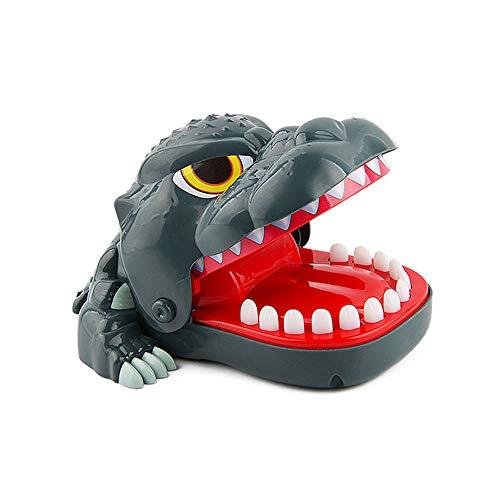 Sipobuy Dinosauro Dentista Giocattolo con Le Dita Divertente Giocattolo ingannevole Gioco da Tavolo Divertimento Giochi interattivi per Famiglie di Bambini Bomboniere Regalo di Natale