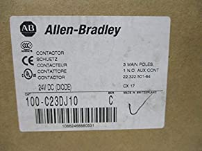 Allen Bradley via TCS 100C23DJ10 Ser. C NSFP (BR/WH) 100 C23DJ10