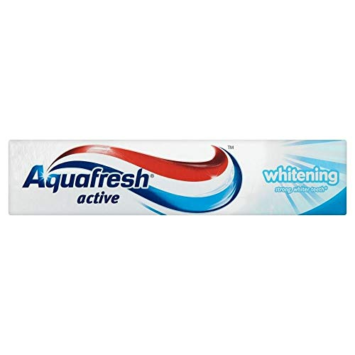 Aquafresh Tandpasta - Pompje Whitening 100 ml
