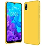 Verco Silicone Case for Y5 2019, Slim Phone Back Cover
