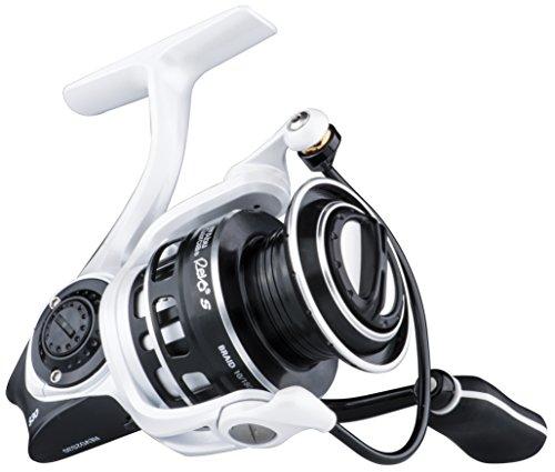ABU GARCIA Revo 2S 60–Carrete de Pesca, Color Blanco