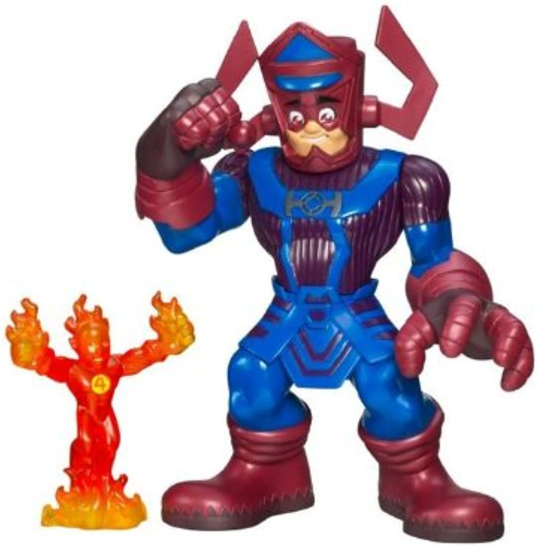 Superhero Squad Mega Pack  Galactus & Human Torch