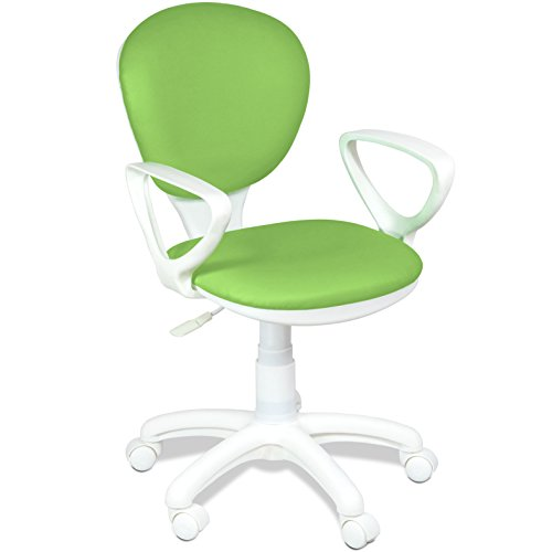 Alex Daisy Candy Study Chair - Green