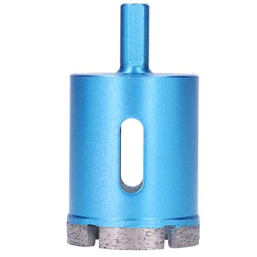 Diamond Drill Bits Marble Concrete Tools Vitrified Brick Hole Opener Electric Hand Drill Cutter 40/45/50MM Blue(45mm)