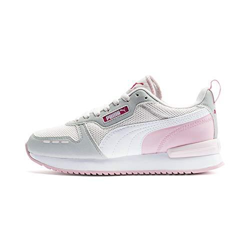 Puma Kinder Sneaker R78 Jr 373616 Rosewater-Gray Violet-Puma White 39