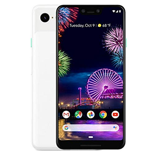 Google Pixel 3 XL Unlocked GSM/CDMA - US Warranty (Clearly White, 64GB)