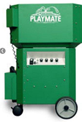 Har-Tru Tennis Court Accessories - Playmate Battery Machines - Playmate Portable...