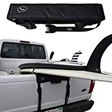 Ho Stevie! Surfboard Tailgate Pad for Shortboard Longboard SUP - Strong and Secure, Fits All Trucks