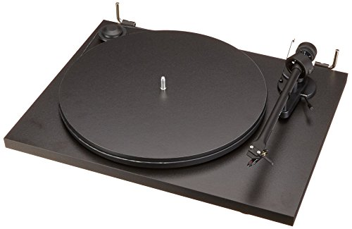 Pro-Ject Essential II - Tocadiscos, negro