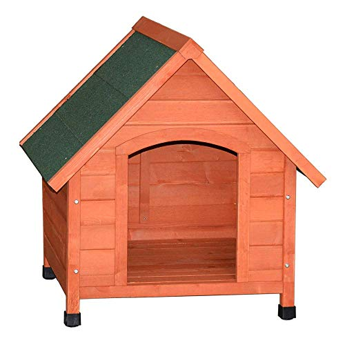 Playmate Timber Kennel for Dogs, Large