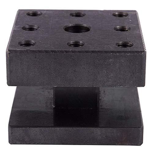 WEI-LUONG Herramientas Pequeño metal torno revólver de bricolaje pequeña hecha en casa S/N: C2-112 torno revólver portaherramientas portabrocas