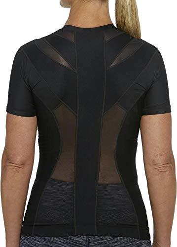 Anodyne Posture Shirt 2.0 - Frauen   Haltungsshirt zur Haltungskorrektur   Bessere Körperhaltung   Reduziert Schmerzen & Spannungen   Medizinisch geprüft und zugelassen  