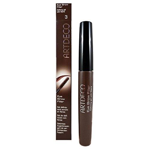 Artdeco Augen Eyebrow Filler, Augenbrauen-Mascara, nr. 03, brown, 1er Pack (1 x 10 ml)