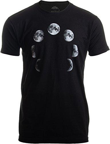telescopio lunar fabricante Ann Arbor T-shirt Co.