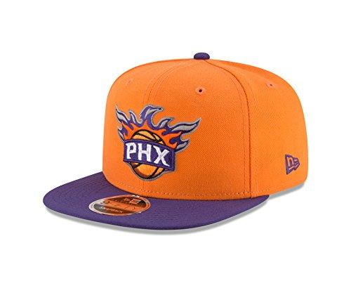 New Era NBA Herren 9Fifty Original Fit 2Tone Snapback Cap, Herren, 9FIFTY Snapback Cap, Gold, Einheitsgröße