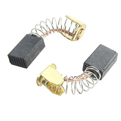 DealMux 8 piezas Motor de taladro eléctrico Escobillas de carbono 12 mm...