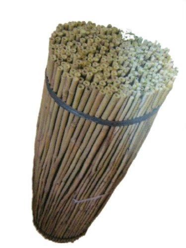 50 x 3ft Garden Tonkin Bamboo Canes cane trellis pea bean netting
