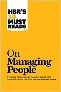 HBR's 10 Must Reads on Managing People (Harvard Business Review Must Reads)