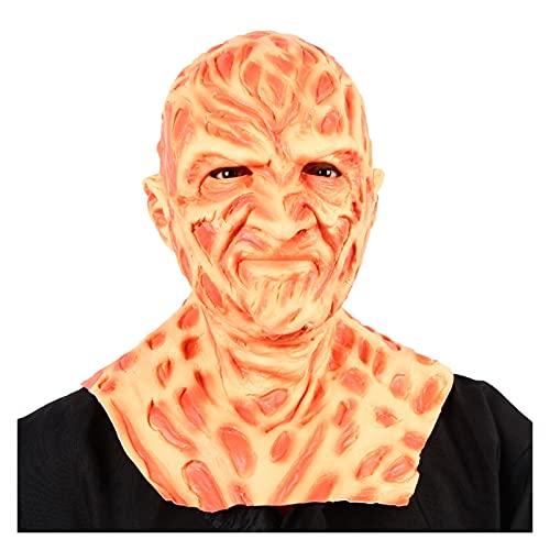 WWWL Mascara de Halloween Freddy Krueger Mask Movie Halloween Una Pesadilla en ELM...