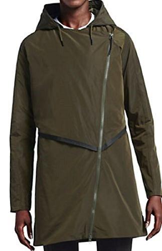 Nike Damen Sportswear Größe M Bonded Parka Coat