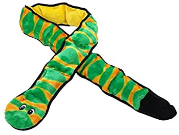 Kyjen Outward Hound Invincibles DuraTuff Ginormous 5  Snake Toy