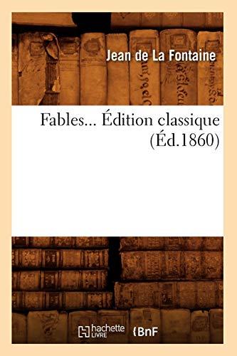 Fables. (Éd.1860)